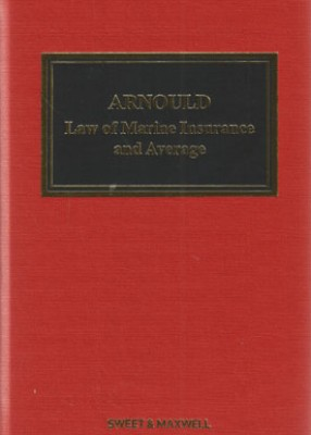 Arnould on Marine Insurance (19ed) with supplement  SET