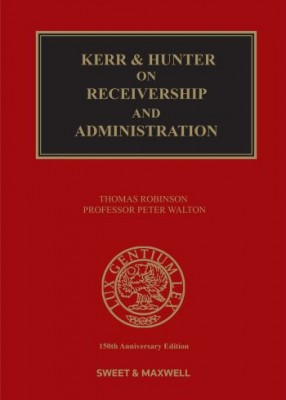 Kerr & Hunter on Receivers & Administrators (21ed)