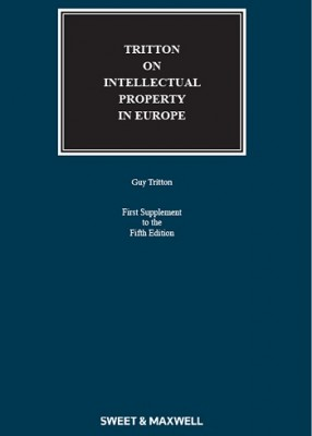 Intellectual Property in Europe (5ed) Supplement