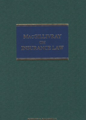 MacGillivray on Insurance Law (14ed) with Supplement SET