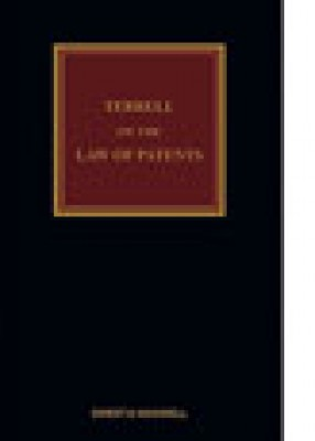 Terrell on the Law of Patents (19ed)