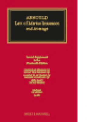 Arnould's Law of Marine Insurance and Average 19th ed: Second Supplement