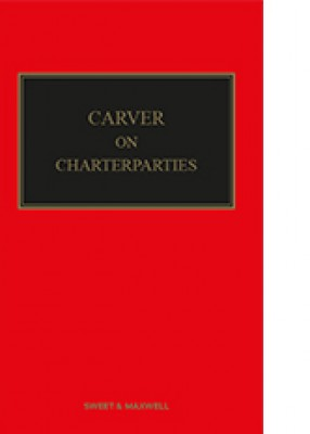 Carver on Charterparties (2ed)