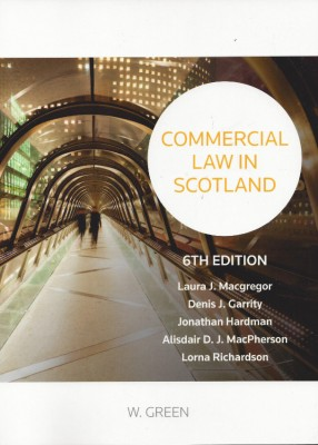 Commercial Law in Scotland (6ed)