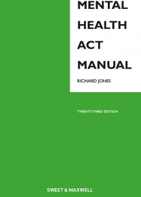 Mental Health Act Manual (23ed)
