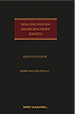 Hollington on Shareholders Rights (9ed)