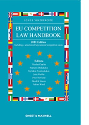 EU Competition Law Handbook 2021