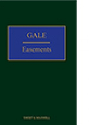 Gale on Easements (21ed)
