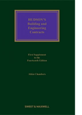 Hudson's Building & Engineering Contracts (14ed)  First Supplement