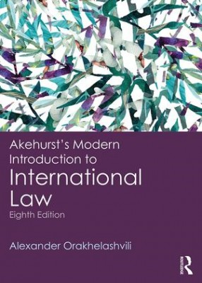 Akehurst's Modern Introduction to International Law (8ed)