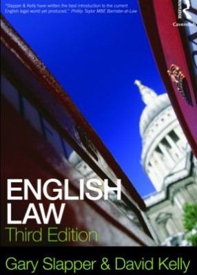 English Law (3ed)