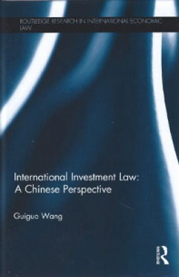 Chinese Perspectives on International Investment Law