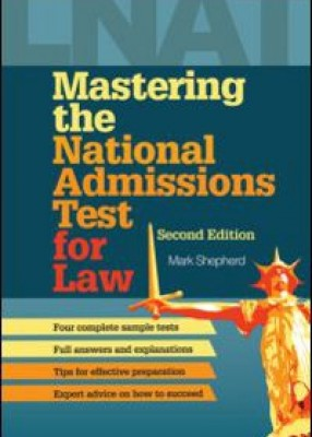 Mastering the National Admissions Test for Law (2ed)