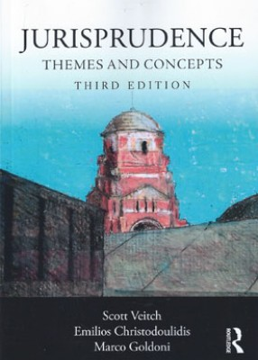 Jurisprudence: Themes and Concepts (3ed)
