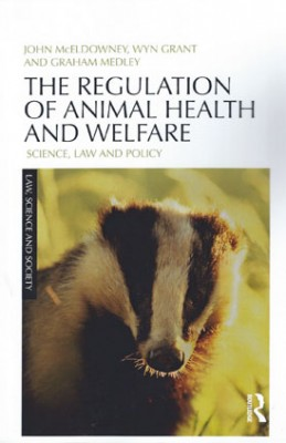 Regulation of Animal Health and Welfare: Science, Law and Policy
