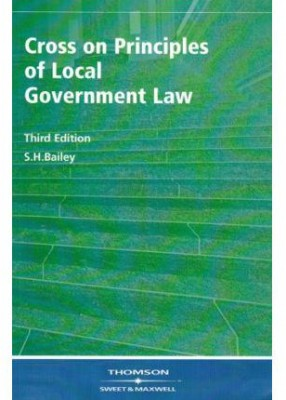 Cross on Principles of Local Government Law (3ed)