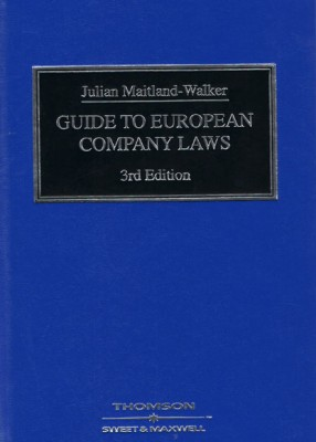 Guide to European Company Laws (3ed)