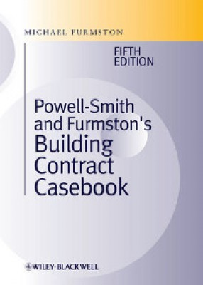 Building Contract Casebook (5ed)