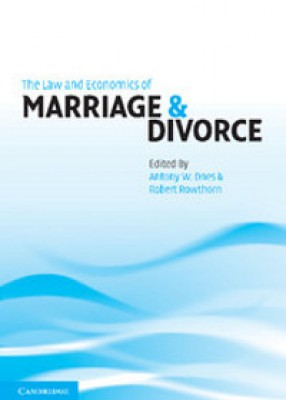 Law & Economics of Marriage & Divorce