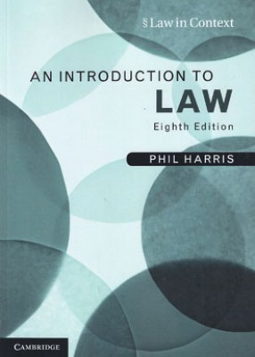 Introduction to Law (8ed)