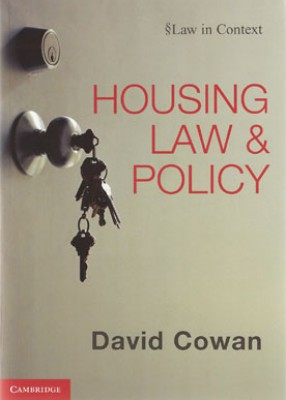 Law in Context: Housing Law & Policy