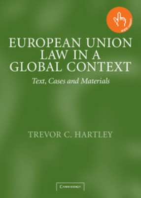European Union Law in Global Context: Text Cases & Materials