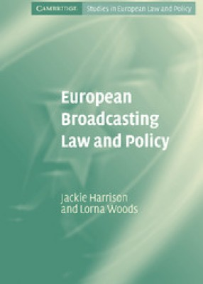 European Broadcasting Law and Policy