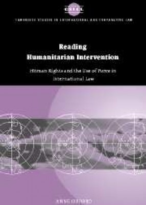 Reading Humanitarian Intervention: Human Rights & Use of Force