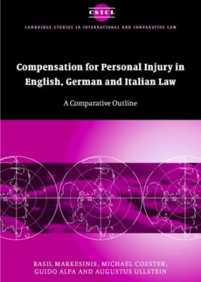 Compensation for Personal Injury in English German & Italian Law