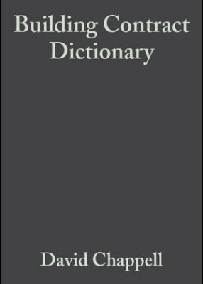 Building Contract Dictionary (3ed)