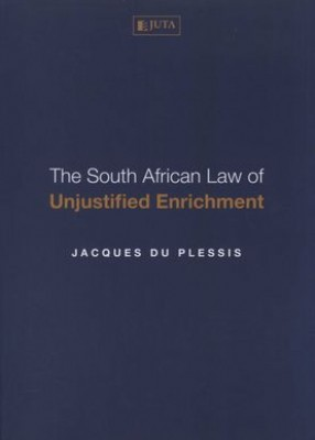South African Law of Unjustified Enrichment