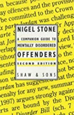 Companion Guide to Mentally Disordered Offenders (2ed)