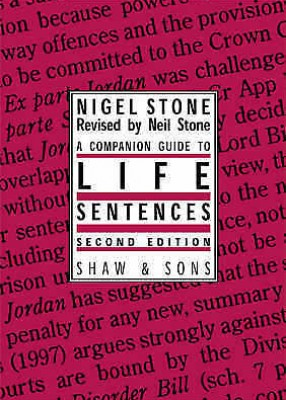 Companion Guide to Life Sentences (2ed)