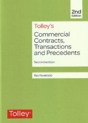 Tolley's Commercial Contracts Transactions and Precedents (2ed)