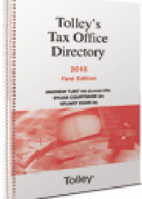 Tax Office Directory (2015 1ed)