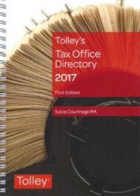 Tax Office Directory (2017 1ed)