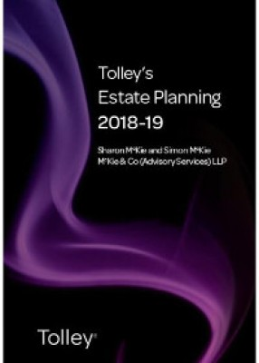 Tolley's Estate Planning 2018-2019