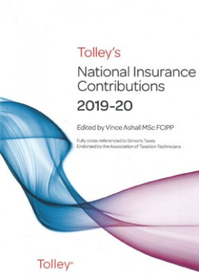 Tolley's National Insurance Contributions 2019-2020 Main Annual