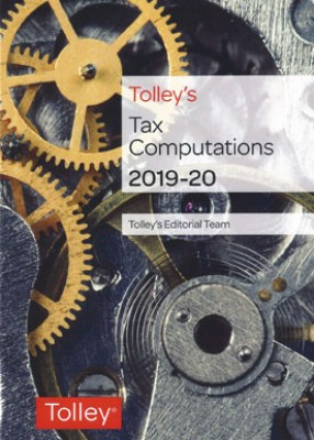Tolley's Tax Computations 2019-2020