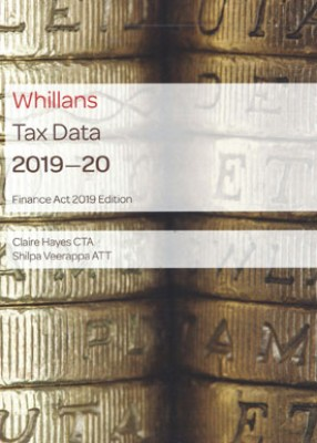 Whillan's Tax Data 2019-2020 (Finance Act Edition)