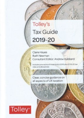 Tolley's Tax Guide 2019-2020