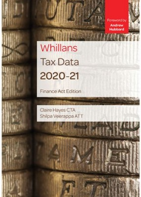 Whillan's Tax Data 2020-2021 (Finance Act Edition)
