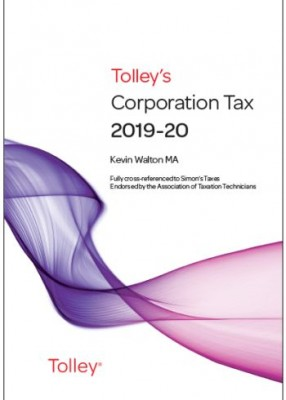 Tolley's Corporation Tax 2020-2021: Main Annual
