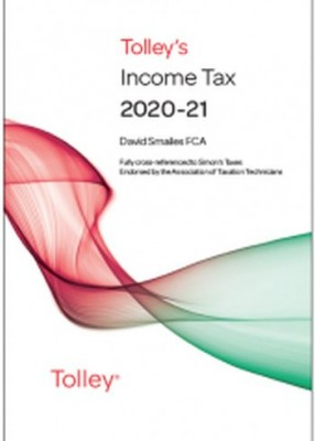 Tolley's Income Tax 2020-2021: Main Annual