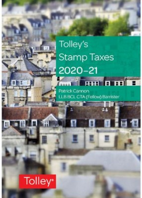 Tolley's Stamp Taxes 2020-2021