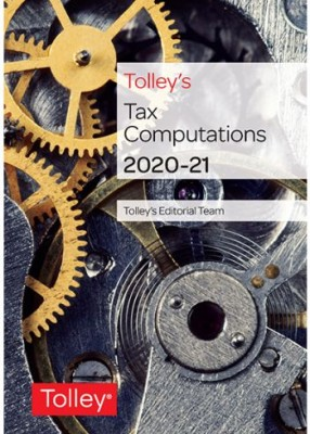Tolley's Tax Computations 2020-2021