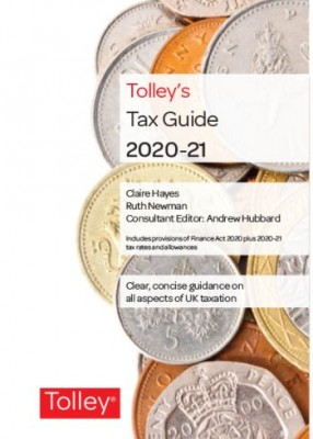 Tolley's Tax Guide 2020-2021