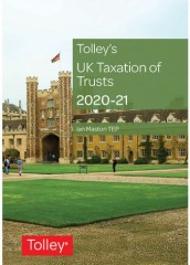 Tolley's UK Taxation Trusts (30ed) 2020-2021