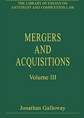 Mergers and Acquisitions Volume 3