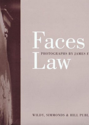 Faces of Law: Photographs by James F. Hunkin